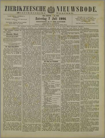 Zierikzeesche Nieuwsbode 1906-07-07