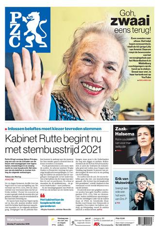 Provinciale Zeeuwse Courant 2019-09-17
