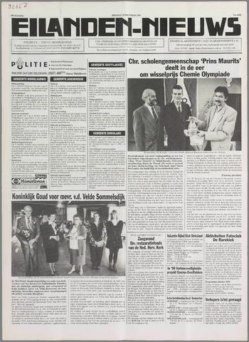 Eilanden-nieuws. Christelijk streekblad op gereformeerde grondslag 1995-10-10