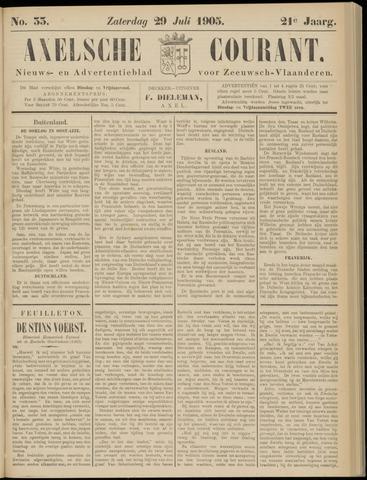 Axelsche Courant 1905-07-29