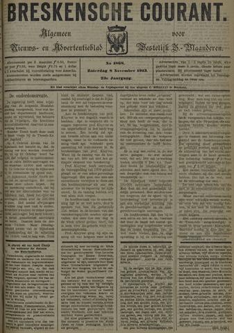 Breskensche Courant 1913-11-08