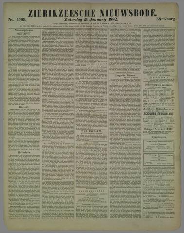 Zierikzeesche Nieuwsbode 1882-01-21