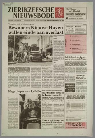 Zierikzeesche Nieuwsbode 1996-10-17