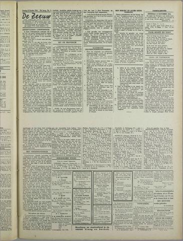 De Zeeuw. Christelijk-historisch nieuwsblad voor Zeeland 1944-10-10
