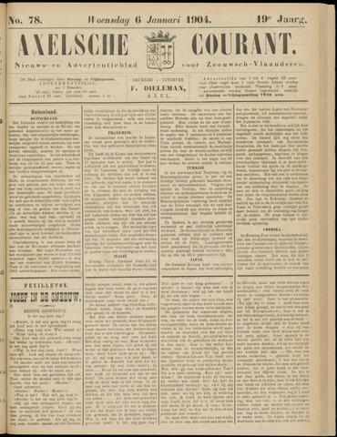 Axelsche Courant 1904-01-06