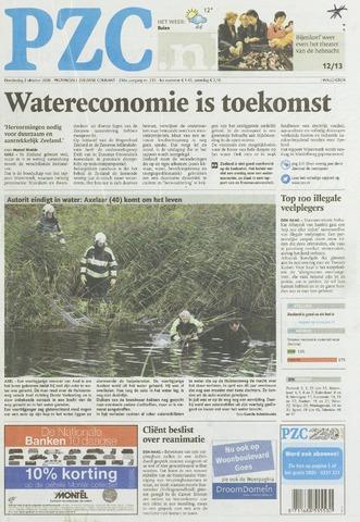 Provinciale Zeeuwse Courant 2008-10-02