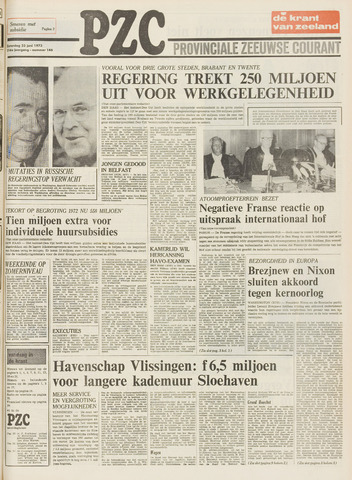 Provinciale Zeeuwse Courant 1973-06-23