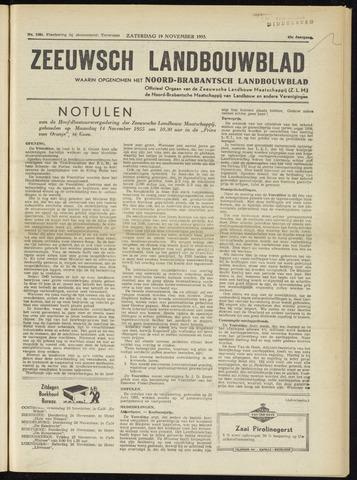 Zeeuwsch landbouwblad ... ZLM land- en tuinbouwblad 1955-11-19