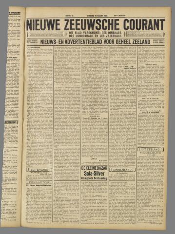 Nieuwe Zeeuwsche Courant 1933-03-14