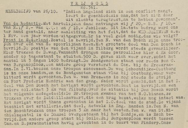 Vrij Goes 1944-10-26