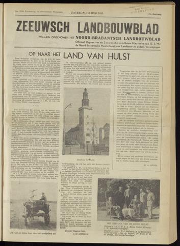 Zeeuwsch landbouwblad ... ZLM land- en tuinbouwblad 1955-06-18