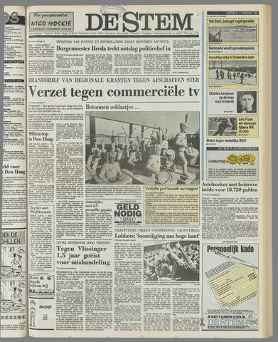 de Stem 1989-02-11