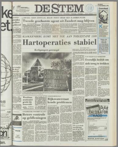 de Stem 1986-11-21