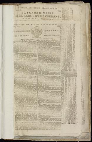 Middelburgsche Courant 1799-11-14