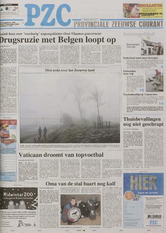 Provinciale Zeeuwse Courant 2006-12-19