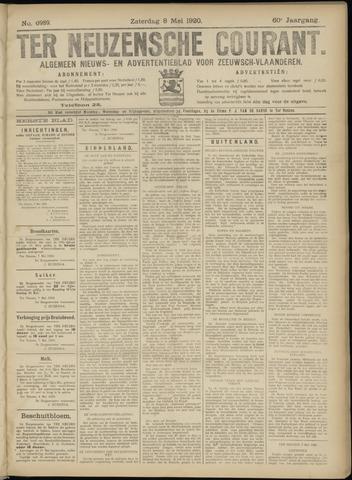 Ter Neuzensche Courant. Algemeen Nieuws- en Advertentieblad voor Zeeuwsch-Vlaanderen / Neuzensche Courant ... (idem) / (Algemeen) nieuws en advertentieblad voor Zeeuwsch-Vlaanderen 1920-05-08