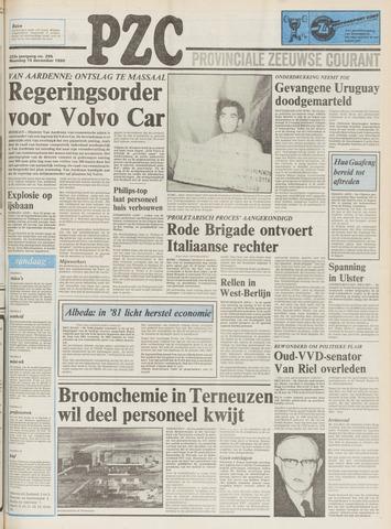 Provinciale Zeeuwse Courant 1980-12-15