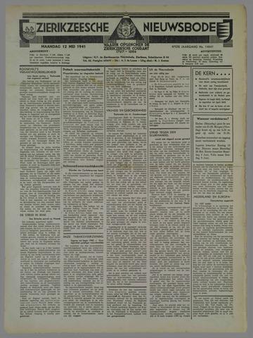 Zierikzeesche Nieuwsbode 1941-05-12