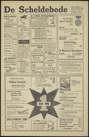 Scheldebode 1960-02-18