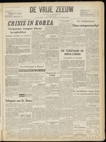 de Vrije Zeeuw 1950-11-29
