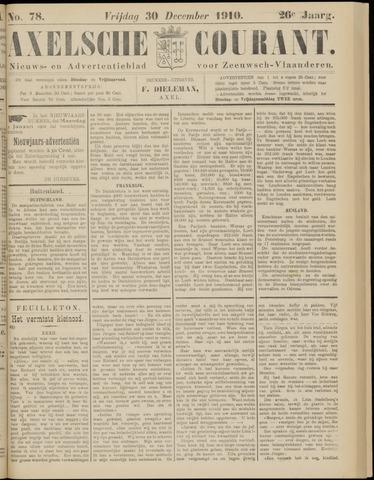 Axelsche Courant 1910-12-30