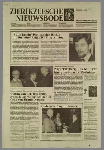 Zierikzeesche Nieuwsbode 1985-01-28