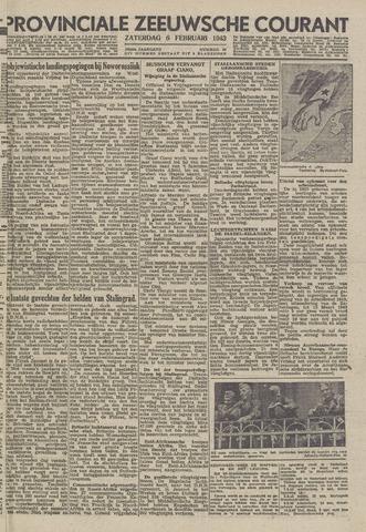 Provinciale Zeeuwse Courant 1943-02-06
