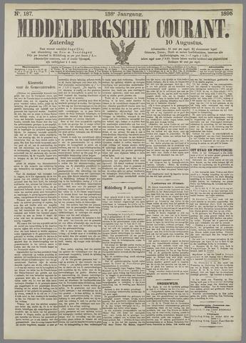 Middelburgsche Courant 1895-08-10