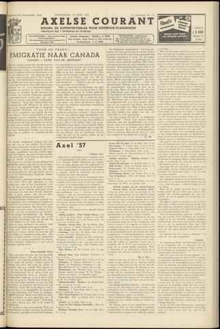 Axelsche Courant 1957-06-19