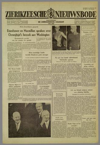 Zierikzeesche Nieuwsbode 1959-08-31
