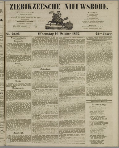 Zierikzeesche Nieuwsbode 1867-10-16