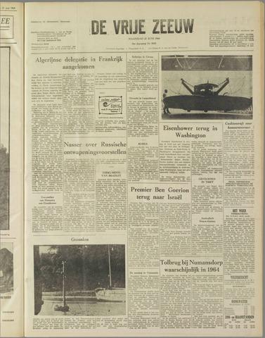 de Vrije Zeeuw 1960-06-27