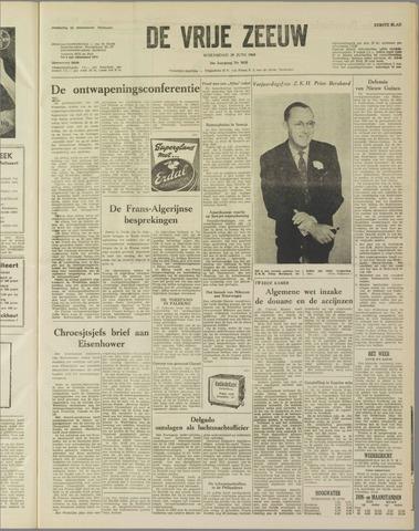 de Vrije Zeeuw 1960-06-29
