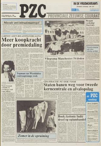 Provinciale Zeeuwse Courant 1985-08-23