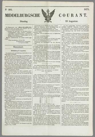 Middelburgsche Courant 1871-08-29