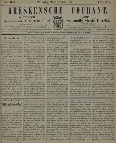 Breskensche Courant 1901-10-26