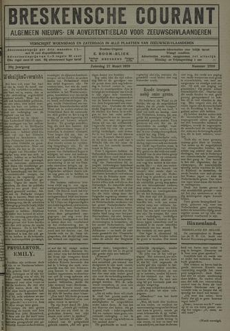 Breskensche Courant 1920-03-27