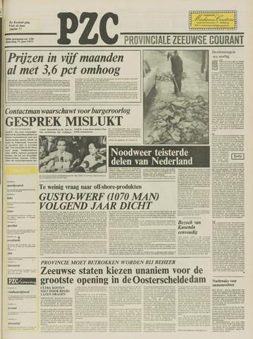 Provinciale Zeeuwse Courant 1977-06-11