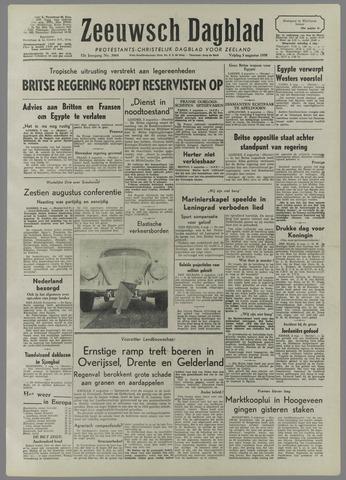 Zeeuwsch Dagblad 1956-08-03