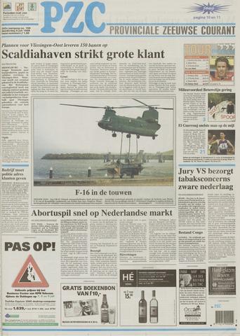 Provinciale Zeeuwse Courant 1999-07-08