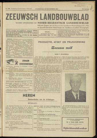 Zeeuwsch landbouwblad ... ZLM land- en tuinbouwblad 1951-11-10