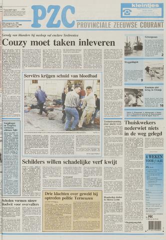 Provinciale Zeeuwse Courant 1995-08-29