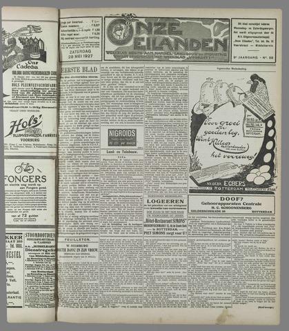 Onze Eilanden 1927-05-28