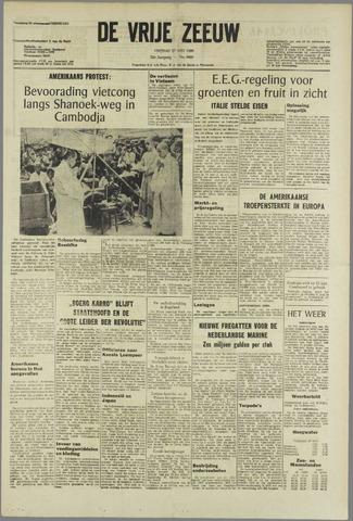 de Vrije Zeeuw 1966-05-27