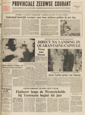 Provinciale Zeeuwse Courant 1969-07-24
