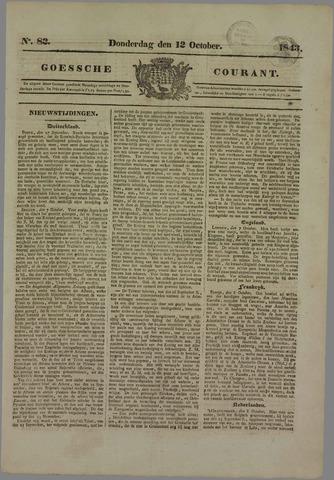 Goessche Courant 1843-10-12