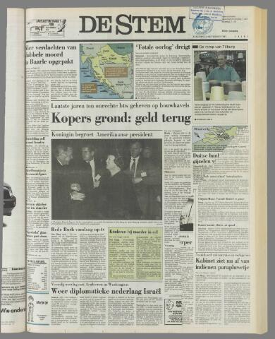de Stem 1991-11-09