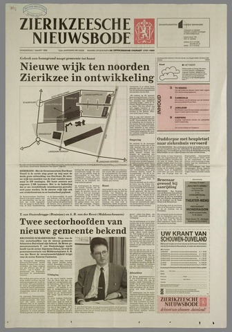 Zierikzeesche Nieuwsbode 1996-03-07