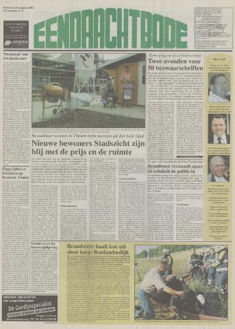 Eendrachtbode (1945-heden)/Mededeelingenblad voor het eiland Tholen (1944/45) 2003-08-28