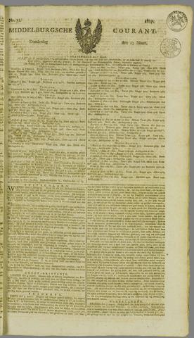 Middelburgsche Courant 1817-03-13